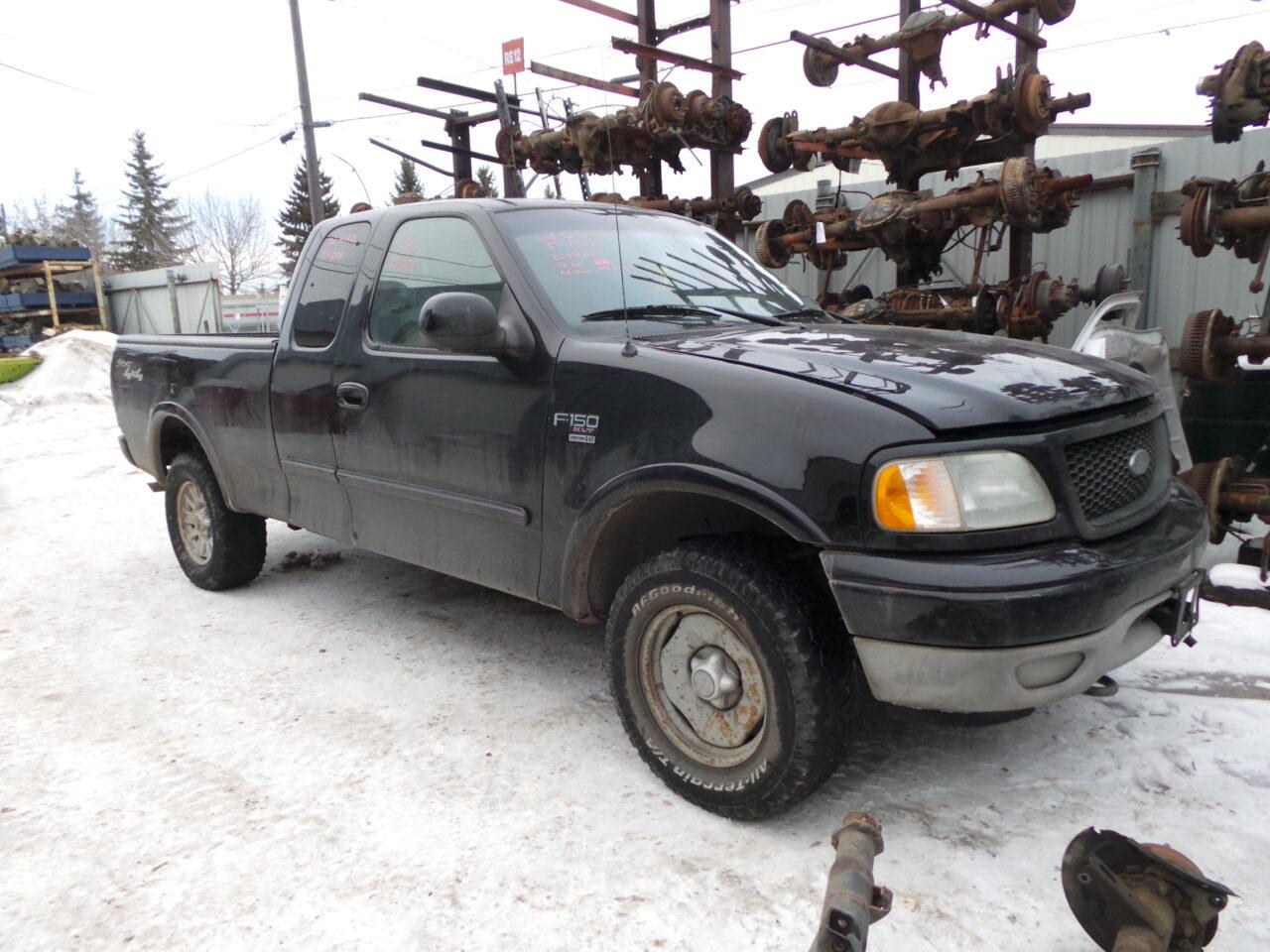 2002 f150