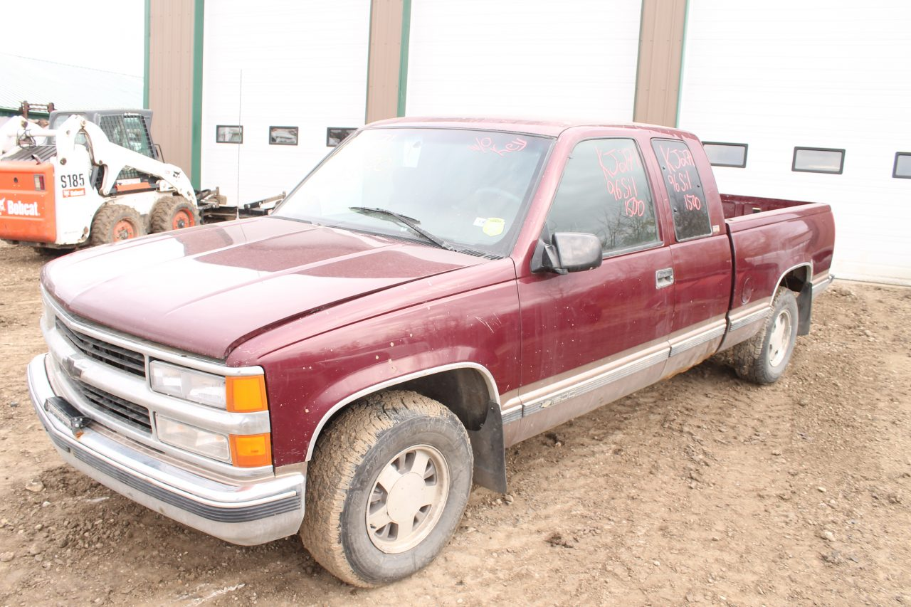 1996 chevy 1500 parts